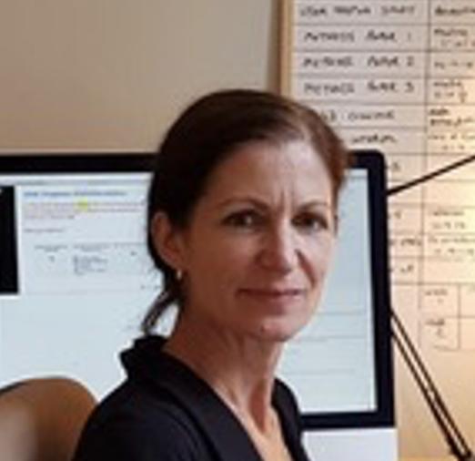 Tess Lawrie, CEO. (MBBCh, PhD)